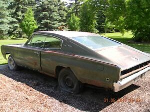 1966 Charger project