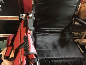 Chaises d'estrades