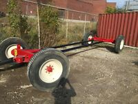 NEW 14 ton Farm wagon, assembled, unused