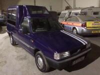 1997 Fiat Fiorino Fiorino 4 door Van
