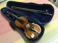 Violin 1/4 size, Chinese construction #19
