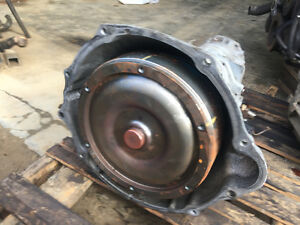Dodge 48re transmission with billet torque