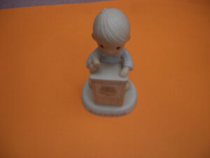 (6) PRECIOUS MOMENTS FIGURINES FOR SALE London Ontario image 5