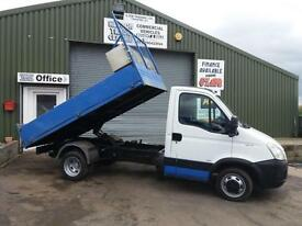 Iveco Daily Tipper **free AA cover and warranty ** Finance available