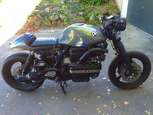 BMW K100 Café Racer/Freins ABS/ Moteur Injection/ A1