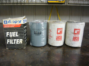 $10.00 for all  Dodge Cummins Fuel Filters (3)+Toyota Oil Filter