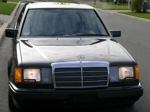 1992 Mercedes-Benz 400-Series Berline