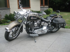 2004 Harley Davidson Heritage Soft-tail Custom