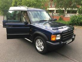 Land Rover Discovery 4.0 7 st auto 2000MY V8i ES 7 SEATS. ELECTRIC HEATED SEATS.