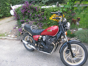 1981 Yamaha XJ650 Maxim