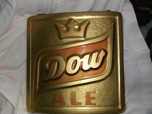 Dow Ale sign