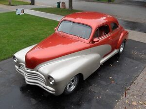 1948 Chev Coupe 2 Tone  New Project