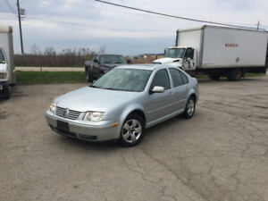 VW JETTA 2004 E tested and safety done 3300 OBO