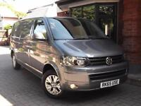 Volkswagen Transporter 2.0TDI ( 140PS ) LWB T30 Highline ONE OWNER ! ONLY 6471 M