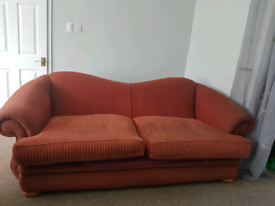 Free 4 Seater sofa & chair - GONE