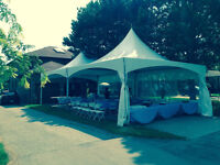 Monarch Tents & Party Rentals- Chairs, Tables & Tents