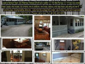 2002 Wilderness Fleetwood - Located at Manitoulin Resort
