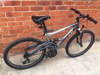 Saracen Ikon Mountain Bike (21 push gears)
