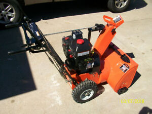 Ariens Snowblower  208cc/24 inch.....Like New
