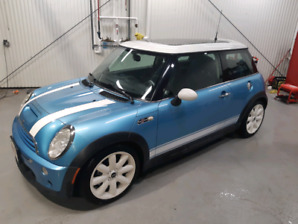 2002 Mini Cooper S, great shape, Supercharged
