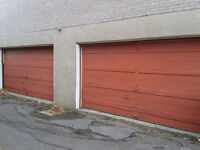 garage winter car storage parking space remisage d'hiver DDO