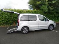 Peugeot Partner 1.6 VTi Tepee Active Wheelchair Accessible Vehicle WAV NEW MODEL