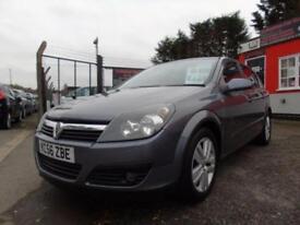 2007 Vauxhall Astra 1.6i 16V SXi 5dr FSH,2 keys,12 months mot,Warranty 5 door...