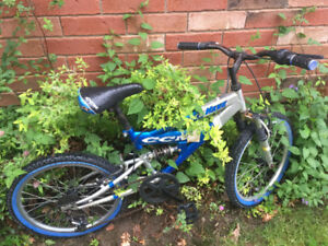 CCM bike shockwave- great condition, it has been used only once.
