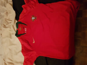 Portugal Soccer Jersey