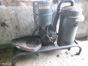 Pompe Vacuum Surge Alamo vacuum pumps erabliere