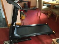 Dynamics Motorised treadmill 7 months old £125 Ono .