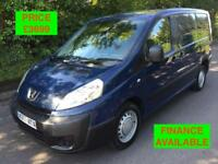 2007 PEUGEOT EXPERT 2.0 HDI 120 BHP / WE DELIVER / LOW MILES