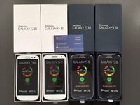 Brand new sim free original Samsung Galaxy S3 sealed box with full accessories on sale in stock uk