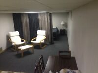 Bachelor apartment in north end all inclusive