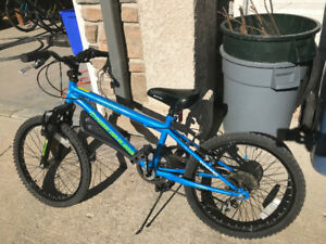 "Nakamura Juvy Junior 20"" Boys Mountain Bike"