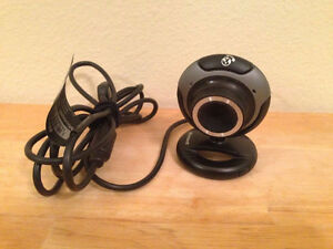 Microsoft LifeCam VX-3000 Webcam noir