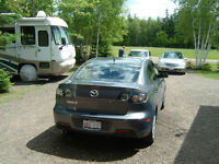 2008 Mazda Mazda3 gs Sedan