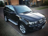 🌟🌟BMW X5. 3.0d Sport. Facelift. Black leather. Top Spec. 🌟🌟