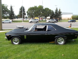 1969 Nova SS Blown Only 2 Owners