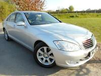 2007 Mercedes Benz S Class S320 CDi 4dr Auto 1 Owner! Adaptive Cruise! 4 doo...