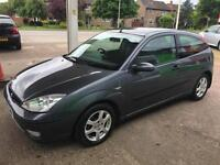 2002 Ford Focus 1.6 Chic - 1 F Keeper - MOT UNTIL: 29 September 17 - 6 Stamps