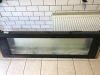 7.5 FT WALL FISH TANK