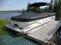 24' STARCRAFT MAJESTIC PONTOON