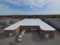 Industrial Roofing Installer