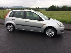Ford Fiesta 1.25I STYLE CLIMATE (silver) 2006