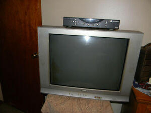"27"" old style Citizen tv free"
