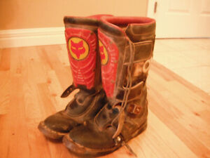 Motocross Riding Boots for Sale