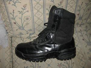 Hi-Tec Magnum ST 1166 Steel Toe Leather Tactical Boots