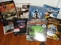 Collection OLD PC Games : Star Trek Age of Wonders Might & Magic