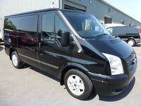 2012 Ford Transit 260 SWB 125ps LIMITED 6 seat CREW, LOW MILES, TOP SPEC, SUPERB